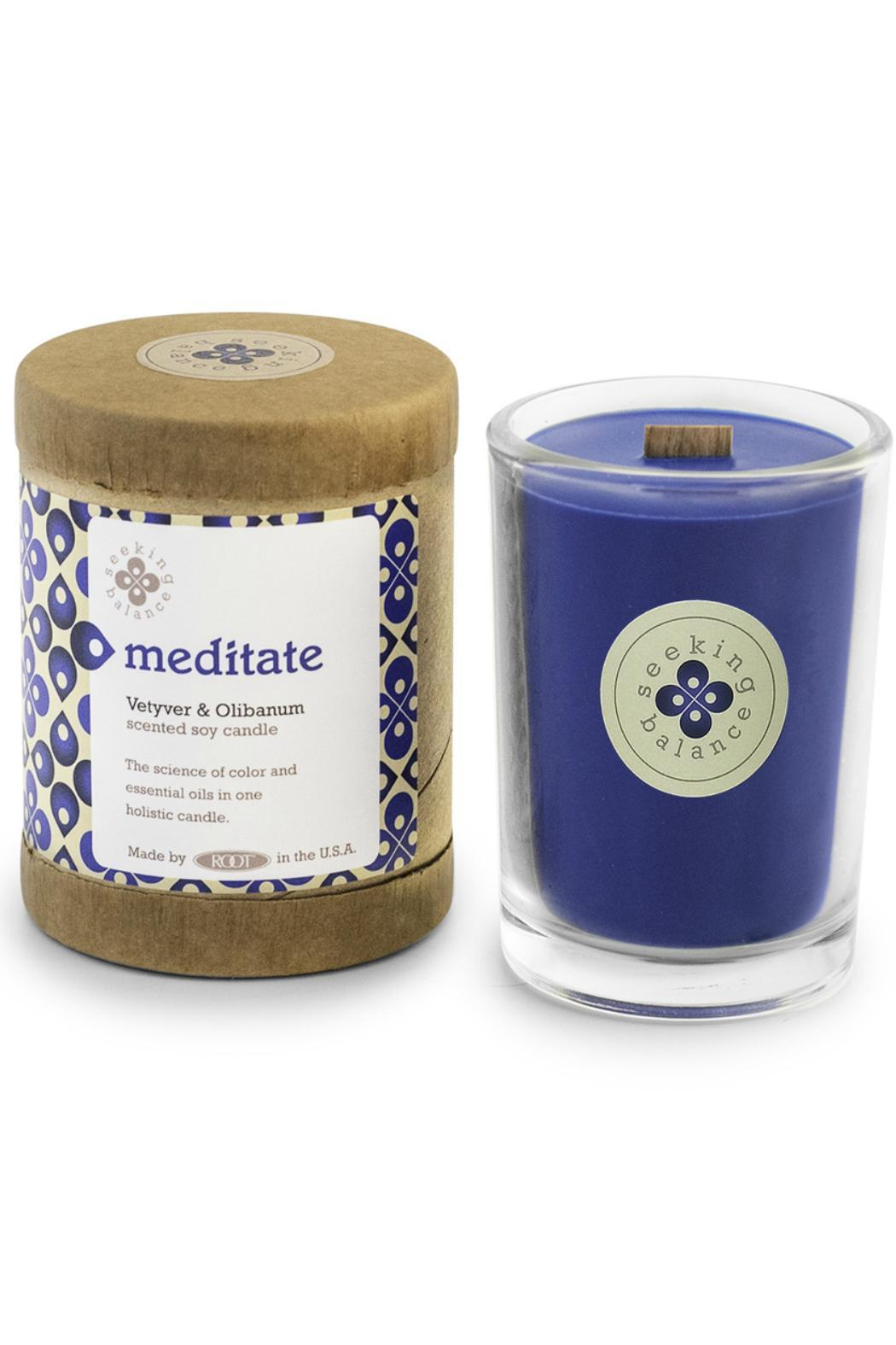 ROOT  Meditate Spa Candle - Main Image