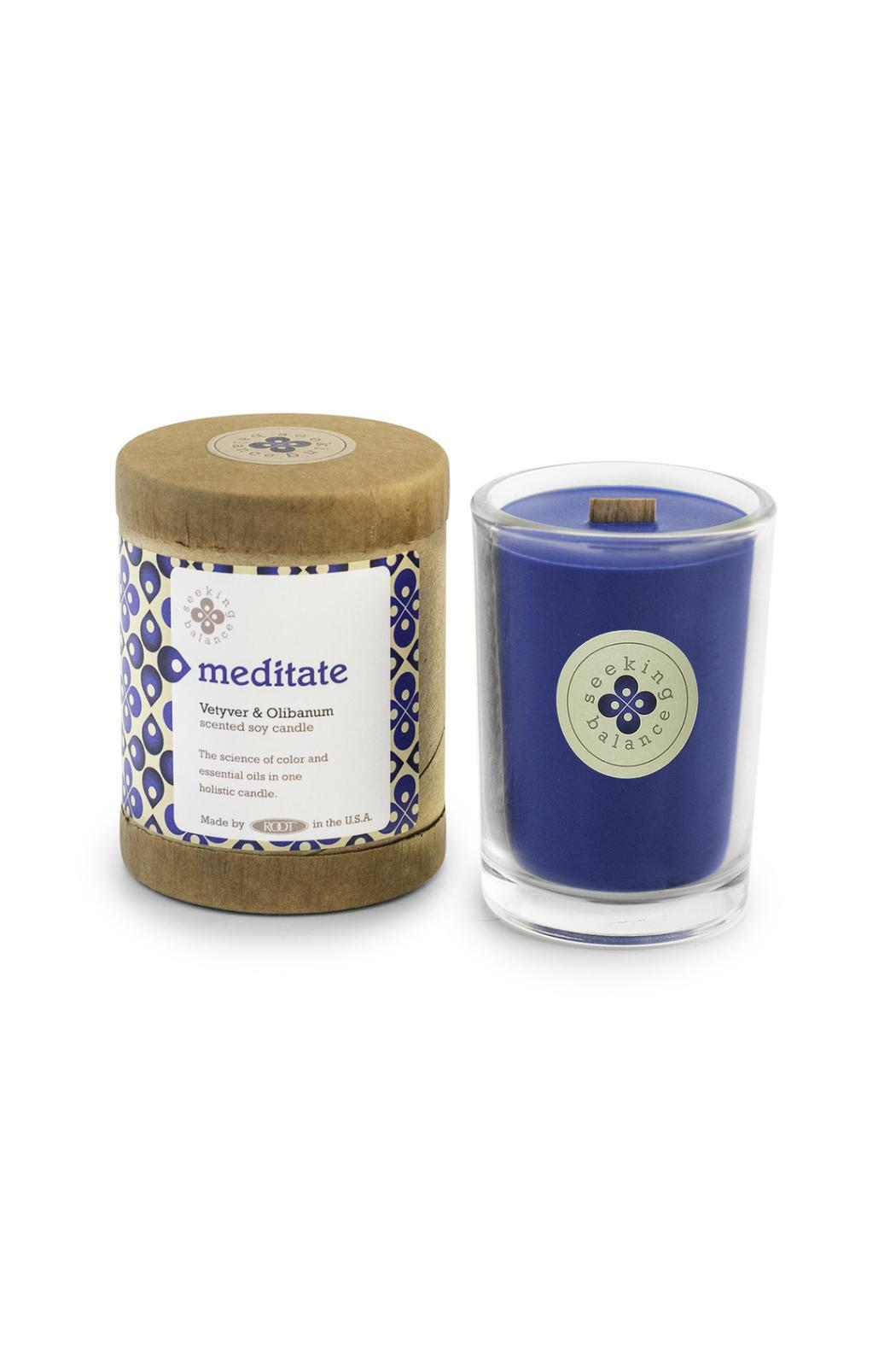 ROOT  Meditate Candle - Main Image