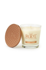 Root Candle Bourbon Vanilla Candle - Front cropped