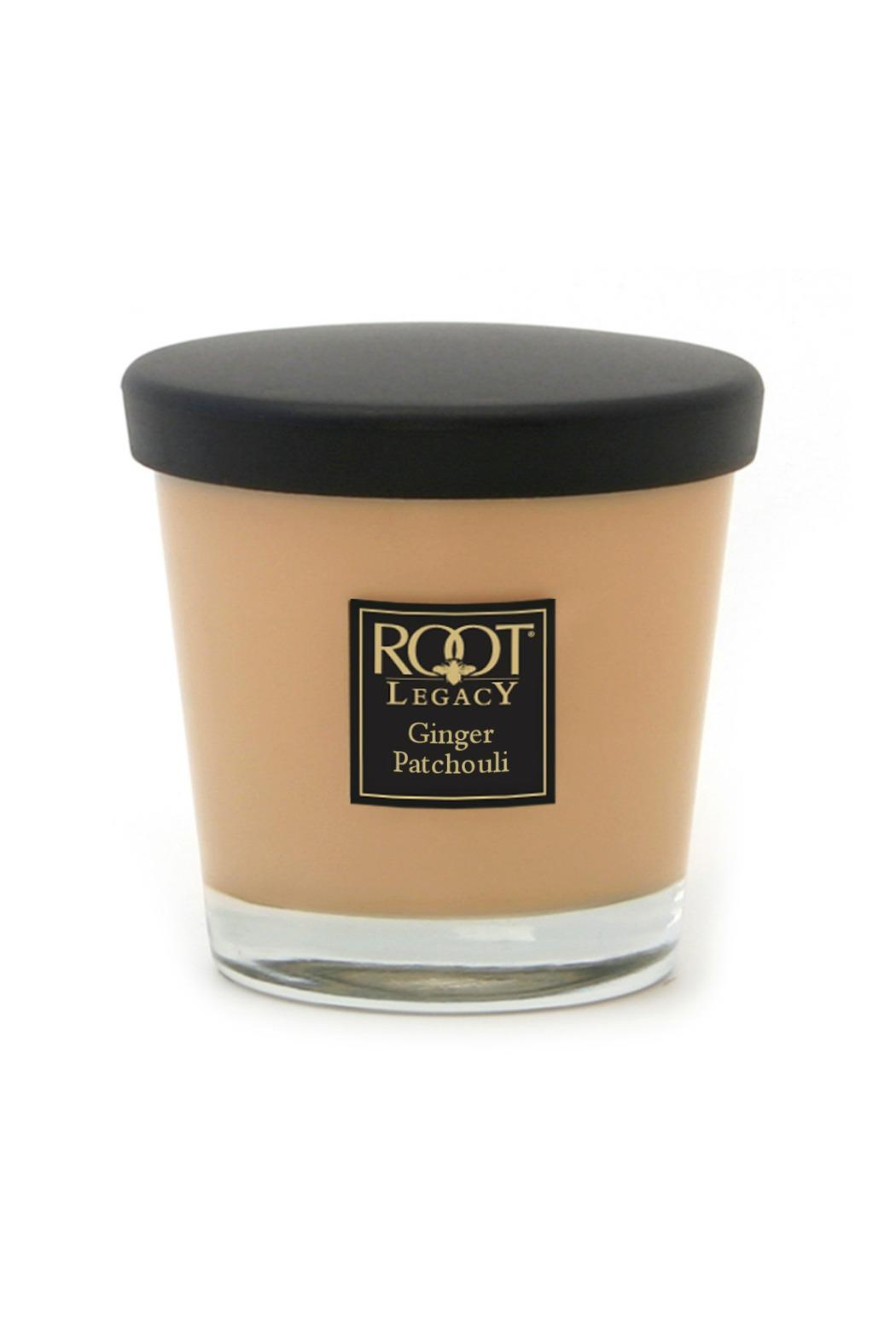 Root Candle Ginger Patchouli Candle - Main Image