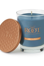 Root Candle Lg Seaside Driftwood - Front cropped