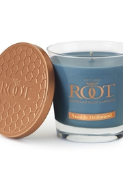 Root Candle Sm Seaside Driftwood - Front cropped