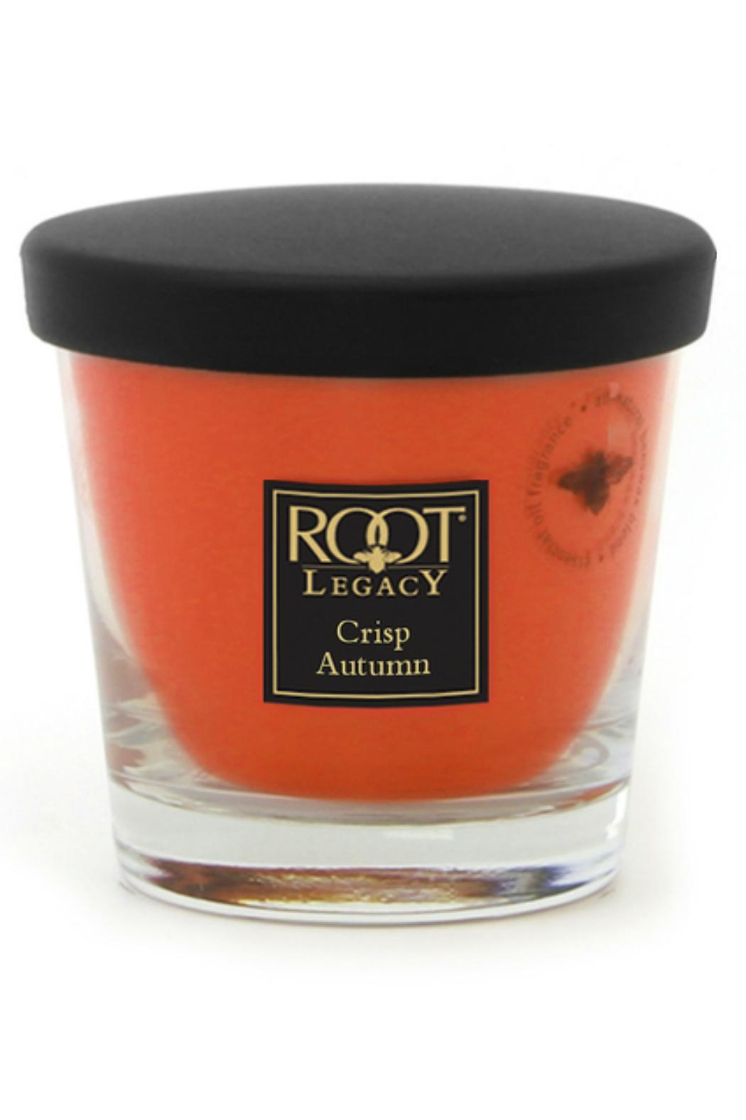 Root Candle Small Crisp-Autumn Candle - Main Image