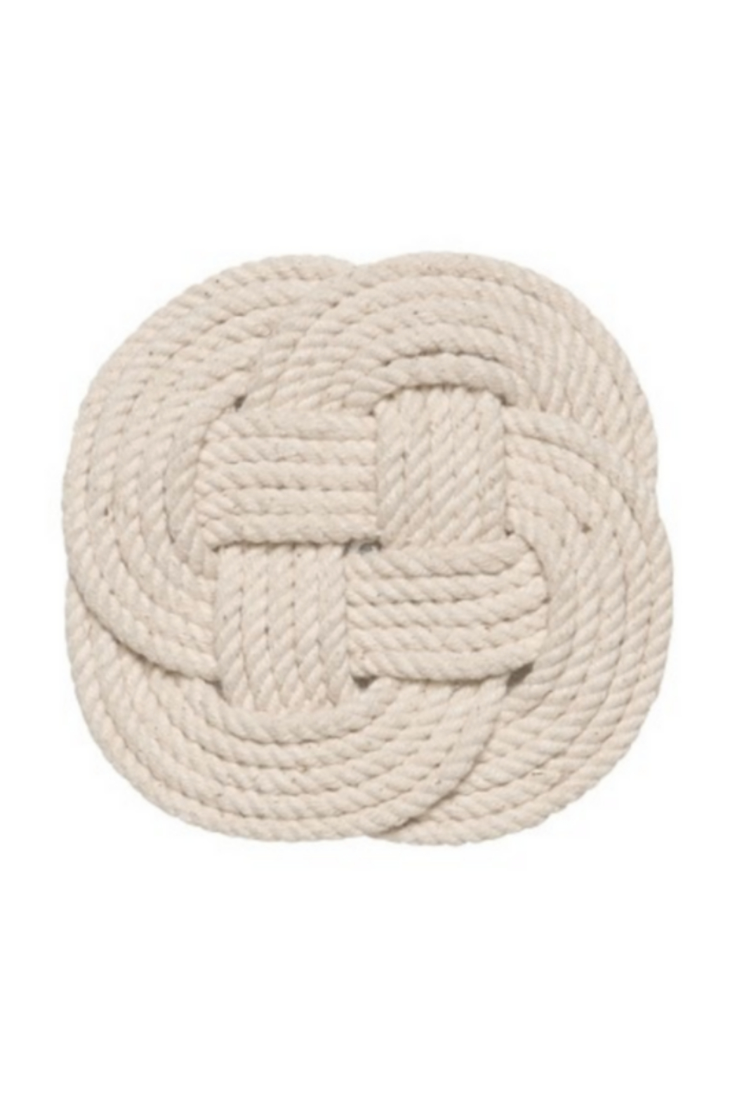 Danica Rope Coaster Set - Front Cropped Image