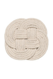 Danica Rope Coaster Set - Front cropped