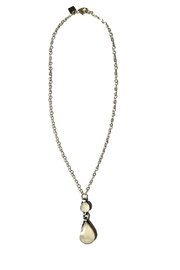 Rope the Moon Carly Chalcedony Necklace - Product Mini Image
