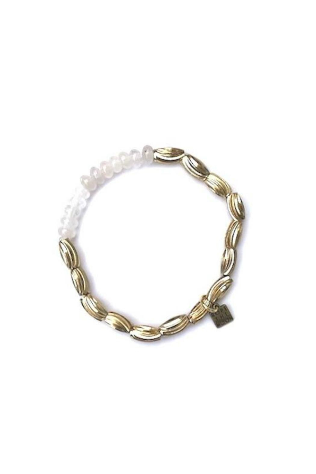 Rope the Moon Harlow Bracelet - Front Cropped Image