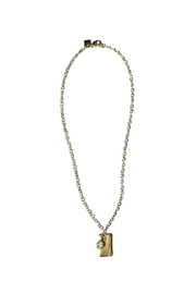 Rope the Moon Hidden Jewel Necklace - Product Mini Image