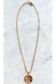 Rope the Moon Love Struck Necklace - Product Mini Image