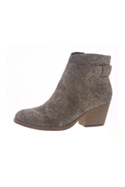 Corkys Rory Metallic Bootie - Product Mini Image