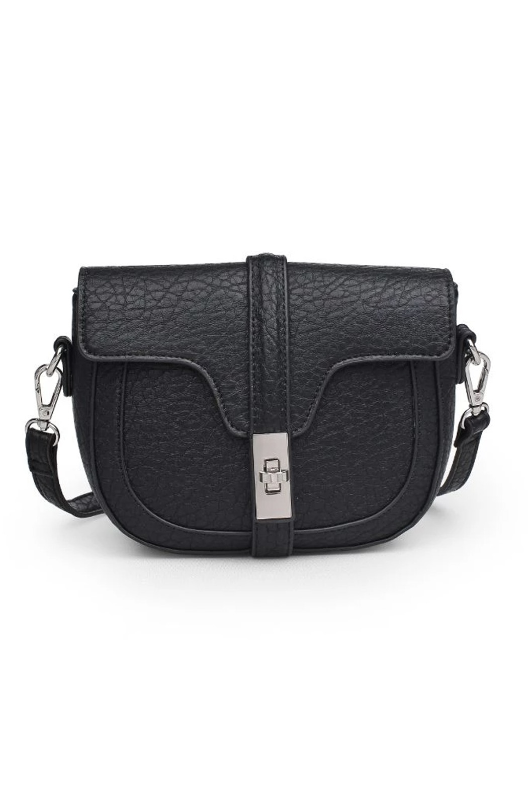 Urban Expressions Rory Vegan Leather Crossbody - Main Image