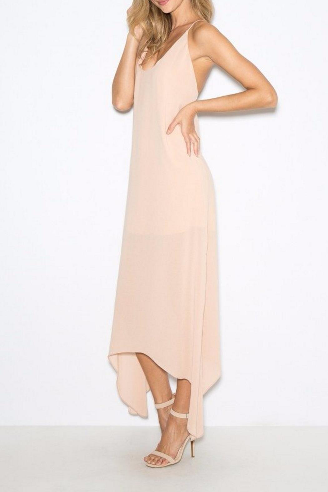 Rory Beca Castanets Gown - Side Cropped Image