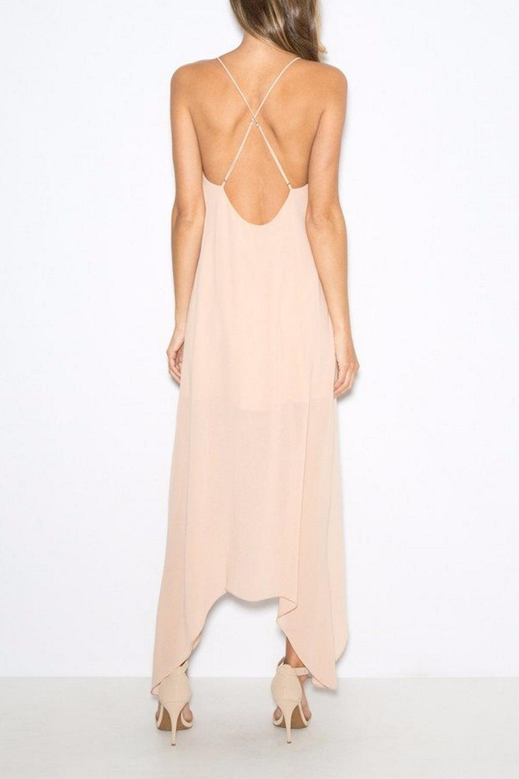 Rory Beca Castanets Gown - Back Cropped Image