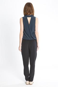 Rory Beca Cut Out Silk Blouse - Alternate List Image