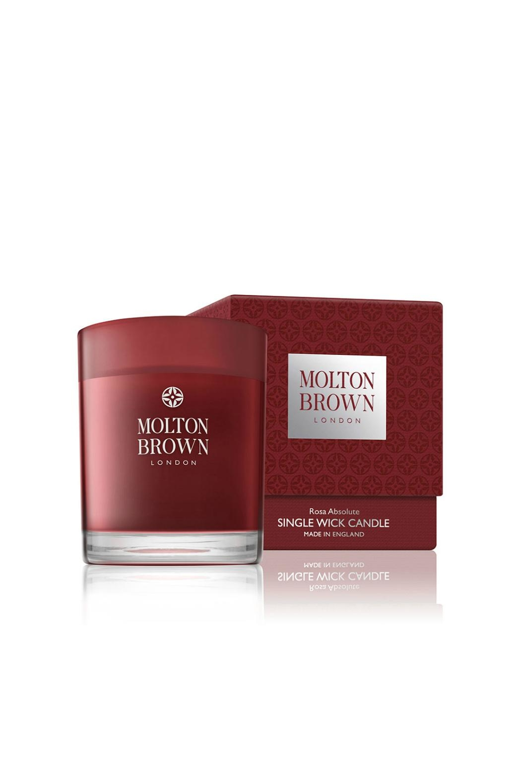 Molton Brown Rosa Absolute Candle - Main Image