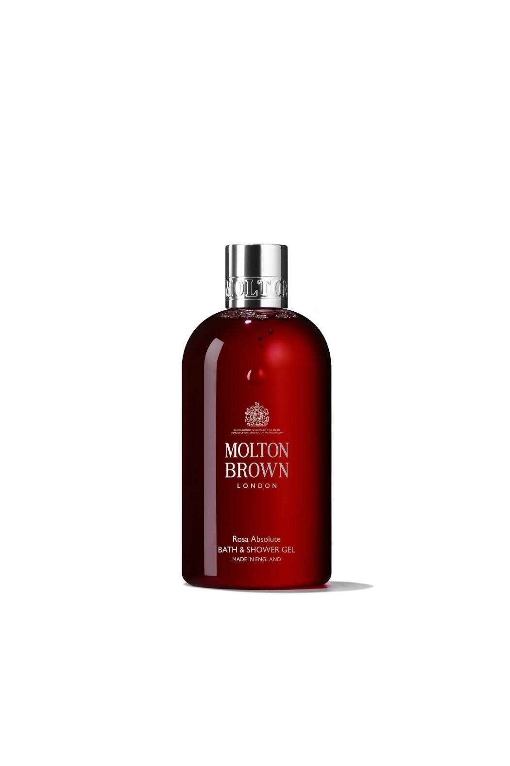 Molton Brown Rosa Absolute Showergel - Main Image