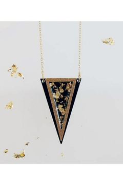 Rosa Pietsch Triangle Pendant Necklaces - Alternate List Image