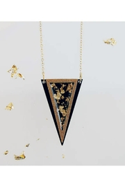 Rosa Pietsch Triangle Pendant Necklaces - Product Mini Image