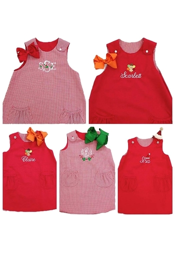Rosalina Customized Reversible Jumper from Texas by