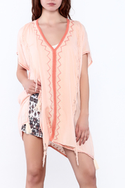 Rosamariposa Marissa Tunic Top - Product Mini Image