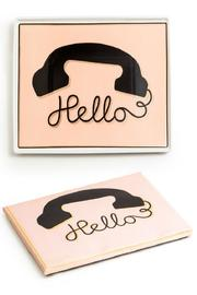 Rosanna Hello Tray - Product Mini Image