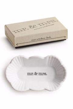 Shoptiques Product: Mr. & Mrs. Dish