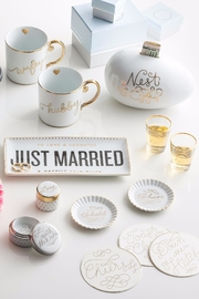 Rosanna Inc. Just Married Bank - Back cropped