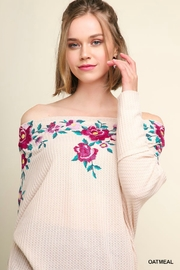 Umgee ROSE BUD TOP - Product Mini Image