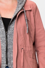 Love Tree Rose Cargo Jacket - Other