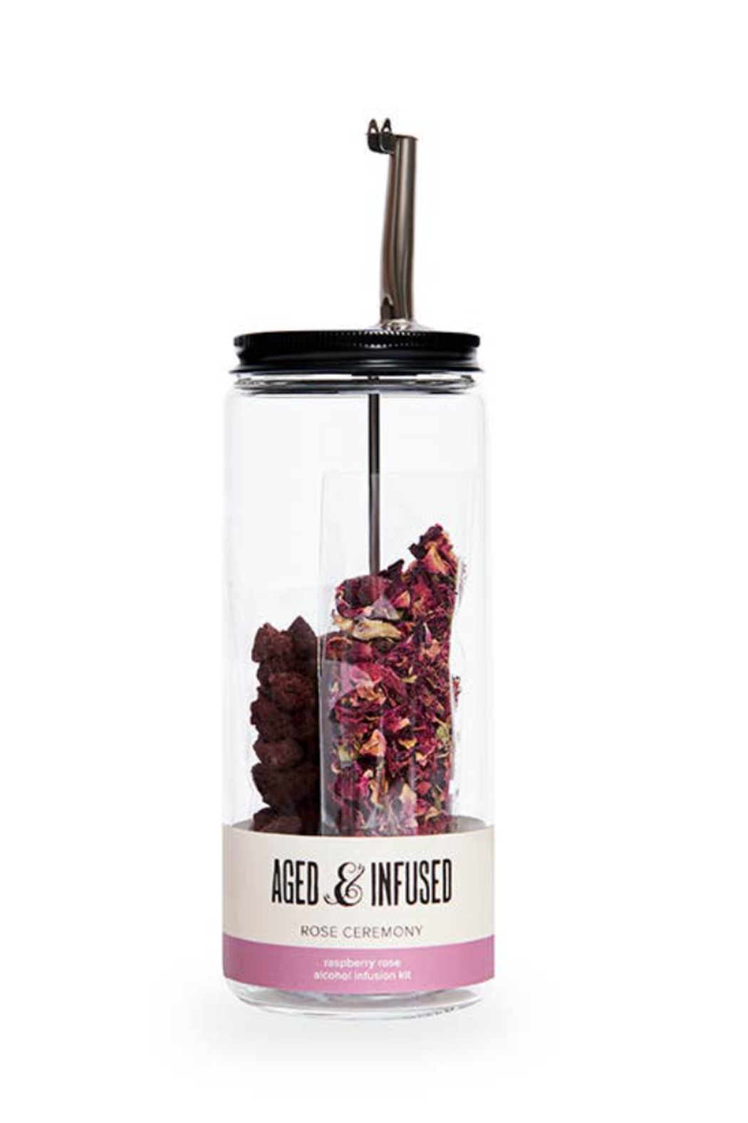 Aged & Infused Rose Ceremony Alcohol Infusion Kit - Side Cropped Image