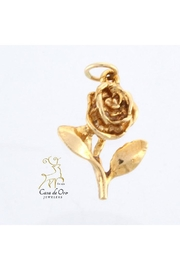 CDO  Rose Charm 14k - Product Mini Image
