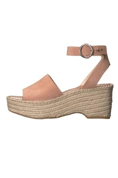 Shoptiques Product: Rose Espadrille Wedge