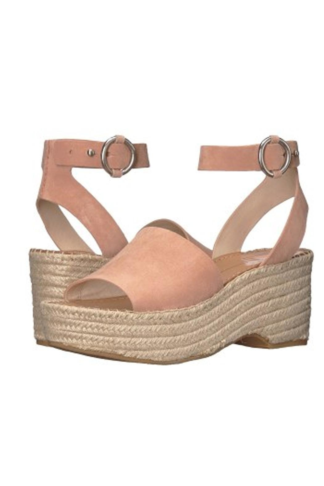 Dolce Vita Rose Espadrille Wedge - Side Cropped Image