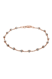 Officina Bernardi Rose Gold Anklet - Product Mini Image
