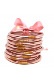 The Birds Nest ROSE GOLD BuDhaGirl BANGLES-SMALL - Product Mini Image