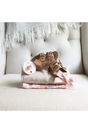 Little Love Bug Company Rose Gold Charley Sandal - Product Mini Image