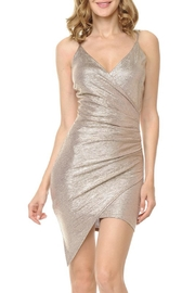 Sabora Rose Gold Dress - Product Mini Image