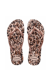Havaianas Rose Gold Leopard - Product Mini Image