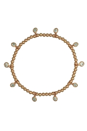 Jaimie Nicole Rose-Gold Multi-Cz Bracelet - Product Mini Image