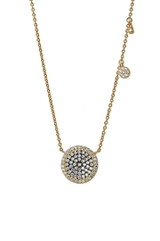 Baggis Accesorios Rose Gold Pnecklace - Product Mini Image