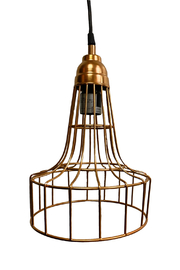 The Birch Tree Rose Gold Wire Light 1 - Product Mini Image