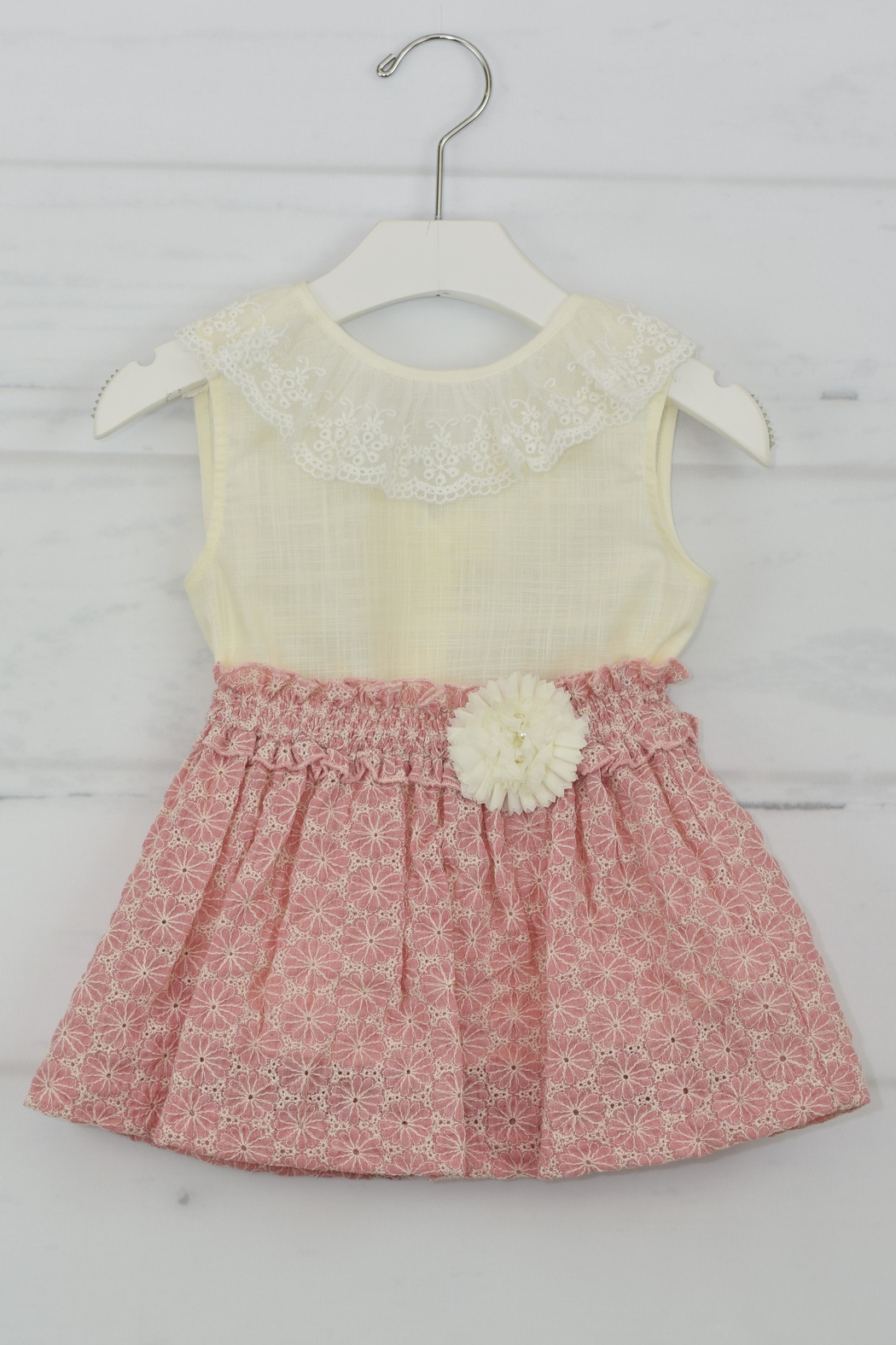 Granlei 1980 Rose & Ivory Outfit - Main Image