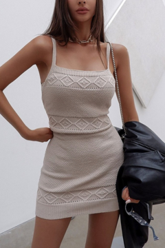 seven wonders Rose Knit Dress - Alternate List Image