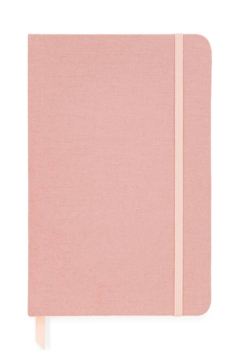 Sugar Paper Rose Linen Essential Journal - Product List Image