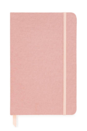 Sugar Paper Rose Linen Essential Journal - Front cropped