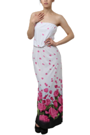 Loila Rose Maxi - Front cropped
