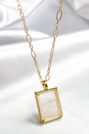 True By Kristy Rose Necklace - Front cropped