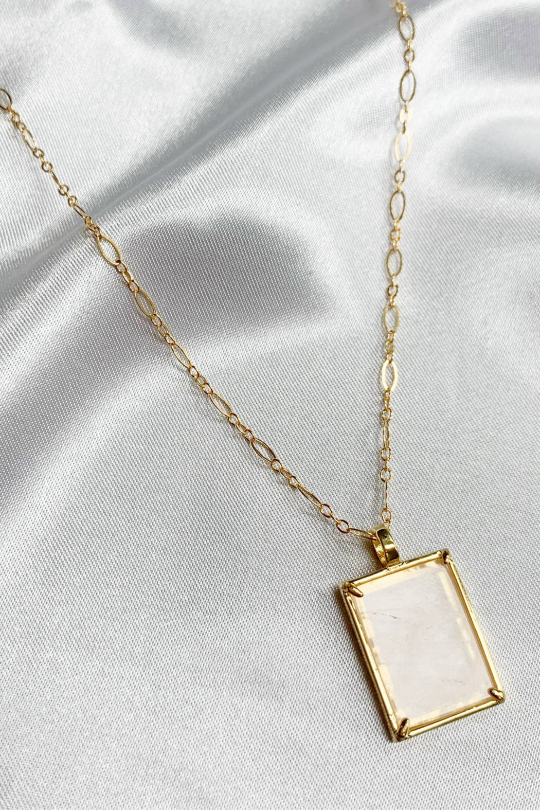 True By Kristy Rose Necklace - Front Full Image