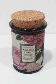 L'apothicaire Co. Rose Peony Candle - Product Mini Image