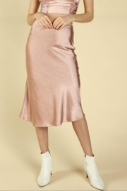 TIMELESS Rose Petal Skirt - Product Mini Image